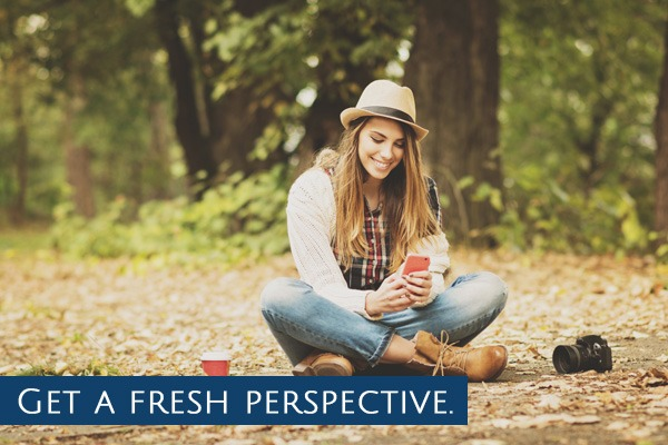 Get A Fresh Perspective - Dr. D. Ivan Young