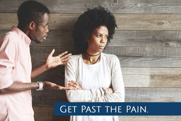 Get Past The Pain - Dr. D. Ivan Young