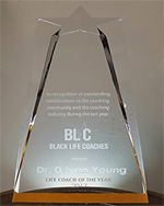 Dr. D. Ivan Young Black Life Coach of the Year 2017